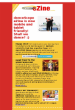 danceScape eZine