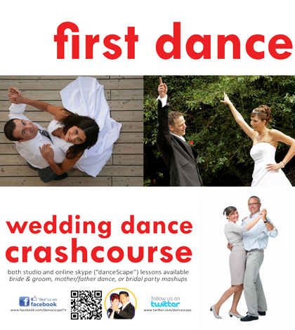 Wedding Dance Crash Course
