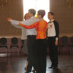 Dance Teacher Training - Ballroom, Salsa/Latin, danceTONE, danceFLOW qigong/taichi