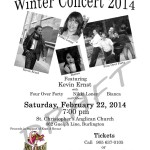SkyhiClub Outing: Knot A Breast Winter Concert 2014