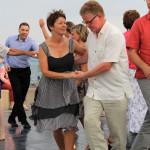 Dancing at Sea