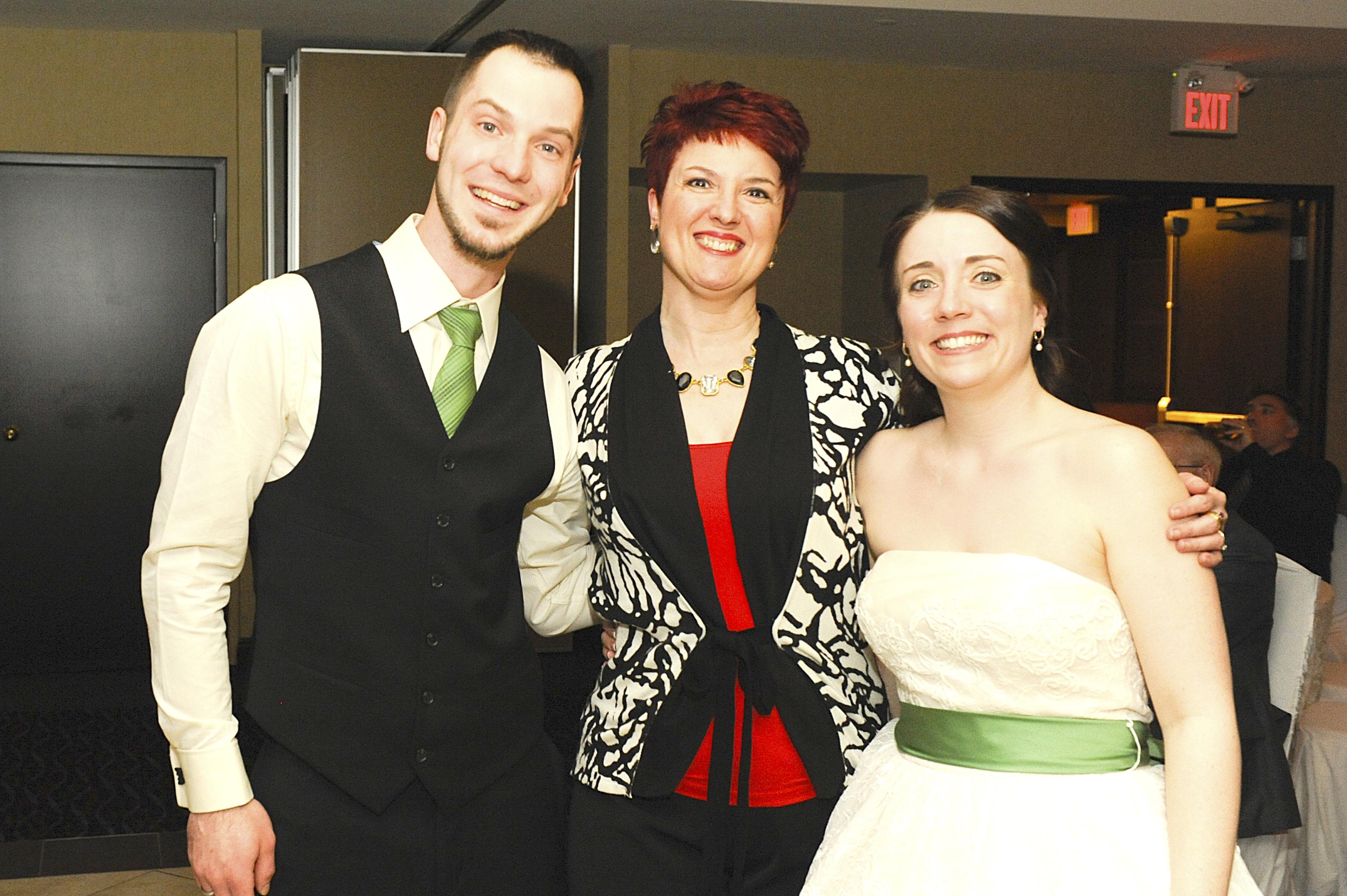 Brendan's & Holly's Wedding Dance