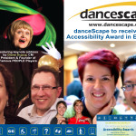 Join danceScape at the Burlington Accessibility Awards