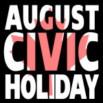 Civic Holiday - Office/Studio Closed