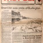 Brant Inn History