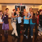 Burlington Newcomers Club at danceScape