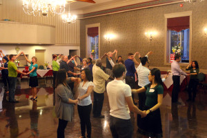 Start of Burlington FALL Group Classes in Ballroom, Salsa/Latin, West Coast Swing, danceTONE & danceFLOW QiGong @ danceScape