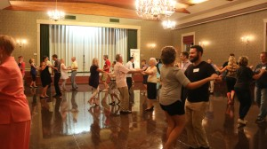 OPEN HOUSE – Join us in downtown Burlington for FREE Ballroom & Salsa Lessons!