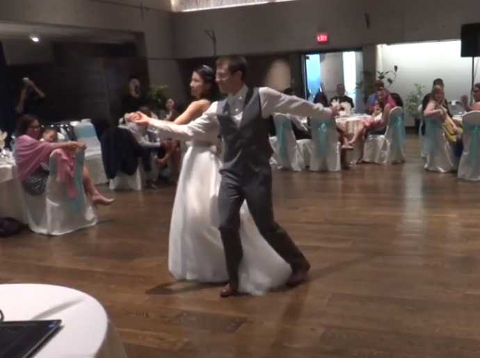 Su & Matthew's Wedding Dance
