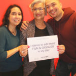 Mother's Day #FUNWeek @danceScape – Mama (& Grandmama) Loves Mambo. And ChaCha. Don't Forget Tango!
