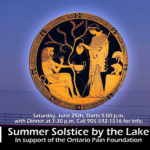 Summer Solstice by the Lake – Ontario Pain Foundation Fundraiser