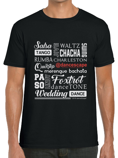 Men's dance T-Shirt