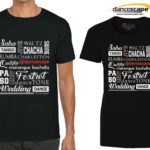 danceScape T-Shirts Available Now for Pickup!
