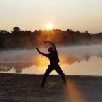 danceFLOW QiGong/Taichi at #sunrise