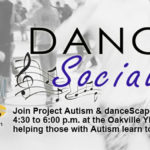 "Project Autism & danceScape present ""Dance Socialize"""