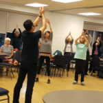 danceScape at Ontario Pain Foundation - danceFLOW qigong/taichi class for Chronic Pain
