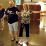 Wedding Dance Lessons - Krystin & Michael, Diane & Angelo and Kathy & Brian Surprise Guests with Waltz