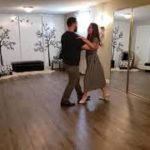 "Wedding Dance Lessons @danceScape - Grace & Kyle Rumba to ""Say You Won't Let Go"""
