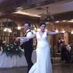 "Wedding Dance Lessons @danceScape with Jennifer & Kevin - Rumba to ""And then Some"""