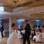 "Wedding Dance @danceScape with Kathleen & Brandon - Rumba to ""Nothing at All"""