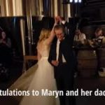 "Father-Daughter Wedding Dance Lessons @danceScape - Greg & Maryn Foxtrot to ""How Sweet it is"""