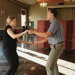 "Father-Daughter Wedding Dance Lessons - Sarah & Dad Thom Foxtrot to ""Female"""