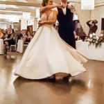 Wedding Dance Lessons @dancescape - Deidre & Duane Surprise Waltz and Standing Ovation