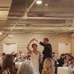 """Wedding Dance Lessons @danceScape - Adrienne & Peter Waltz to """"Come Away with Me"""""""
