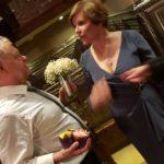 Wedding Dance Lessons @dancescape - Father-Daughter John & Lisa Foxtrot/Rumba